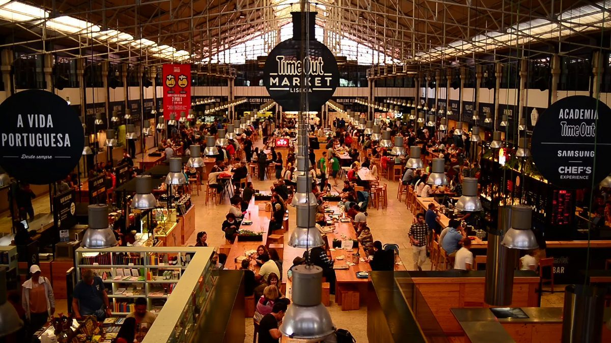 Photo of Time Out Market Lisboa reopens today
