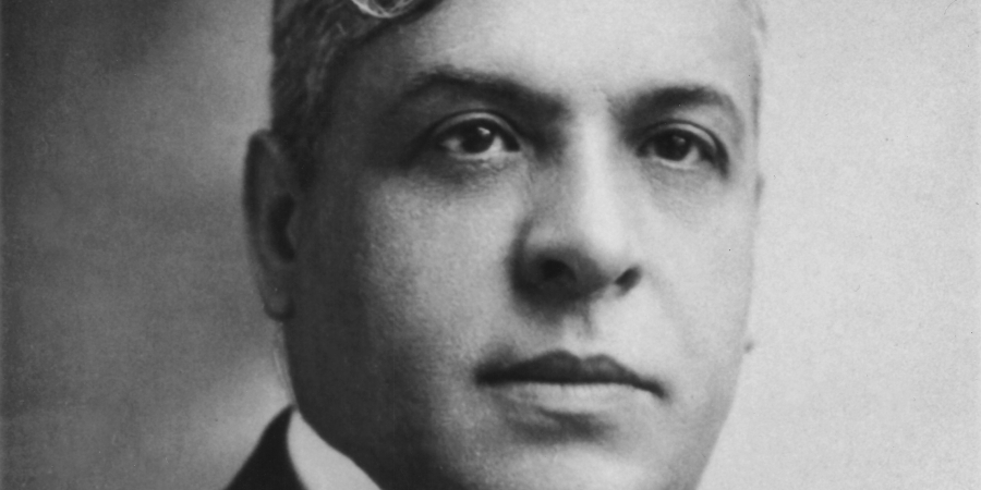 Photo of Aristides de Sousa Mendes honored at UN exhibition