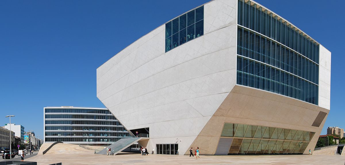 Photo of Casa da Música virtual visit