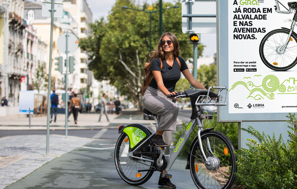 Photo of Shared bikes in Lisbon exceed one million trips