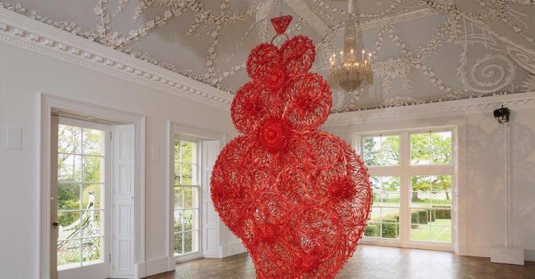 Photo of Joana Vasconcelos in Paris to open contemporary art to new audiences