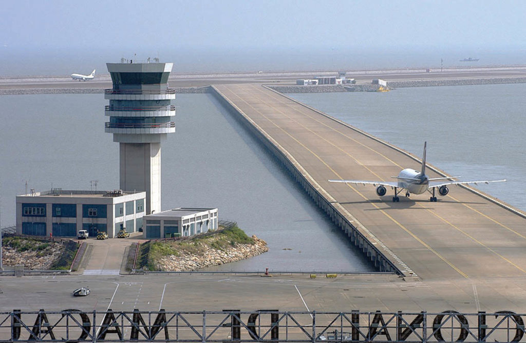 Photo of Macau airport registers a record of 8.26 million passengers