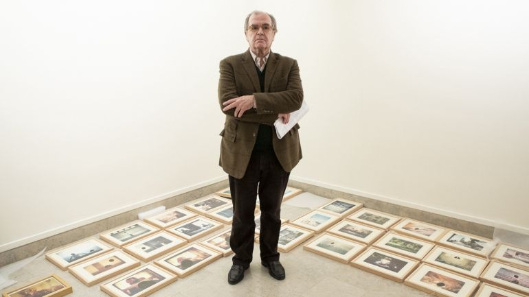 Photo of 'From the History of Images' with works by Manuel Casimiro inaugurated today