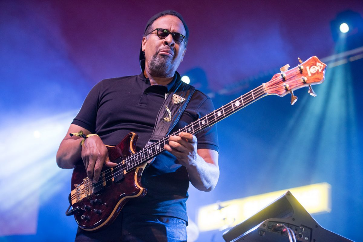 Photo of Stanley Clarke is the first confirmed artist for Kriol Jazz Festival