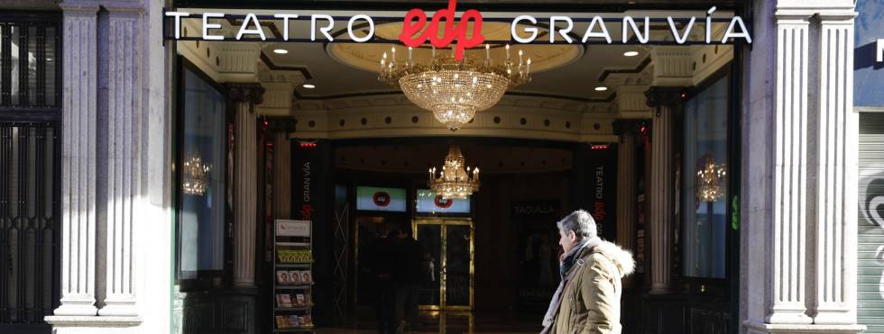 Photo of EDP names theater in Madrid (and will measure energy from applause)
