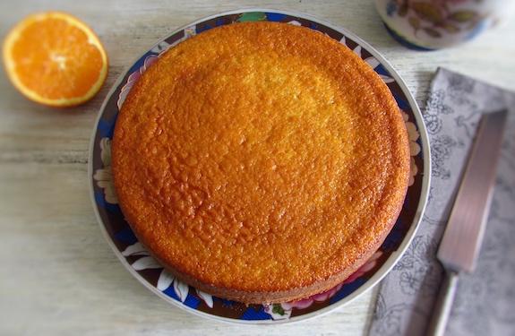 Photo of Orange Cake