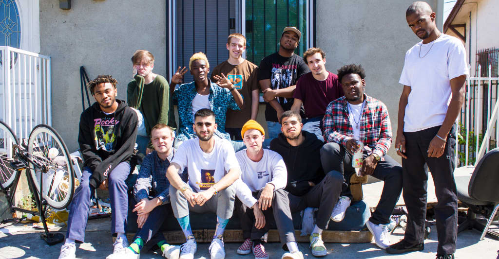 Photo of Brockhampton come to Portugal for the first time this year
