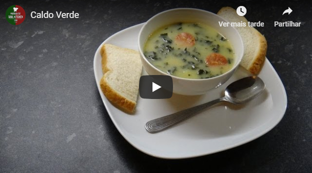 Photo of CALDO VERDE – (GREEN BOUILLON)