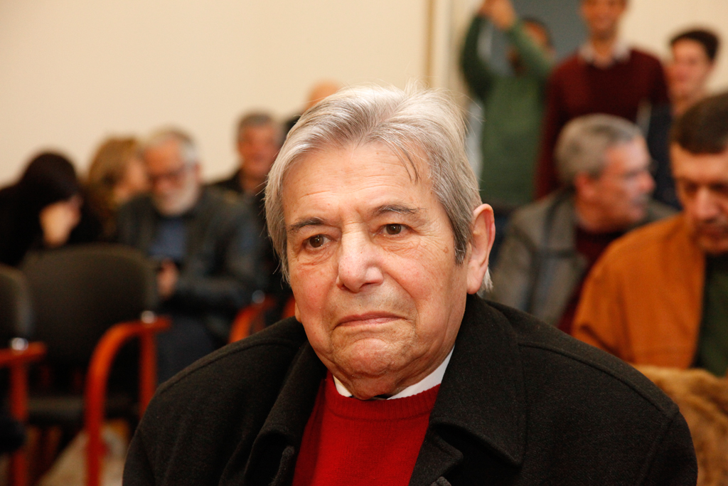 Photo of Portuguese and Mexican win Prize of Poetry António Salvado