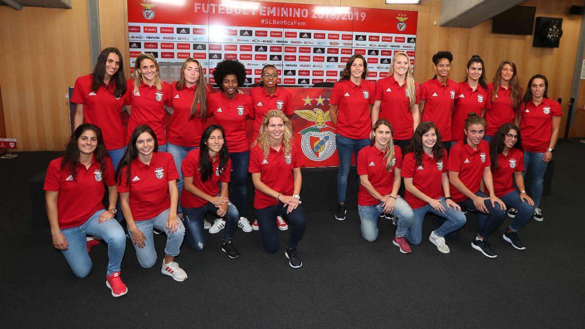 Photo of Benfica women's team is already spoken around the world