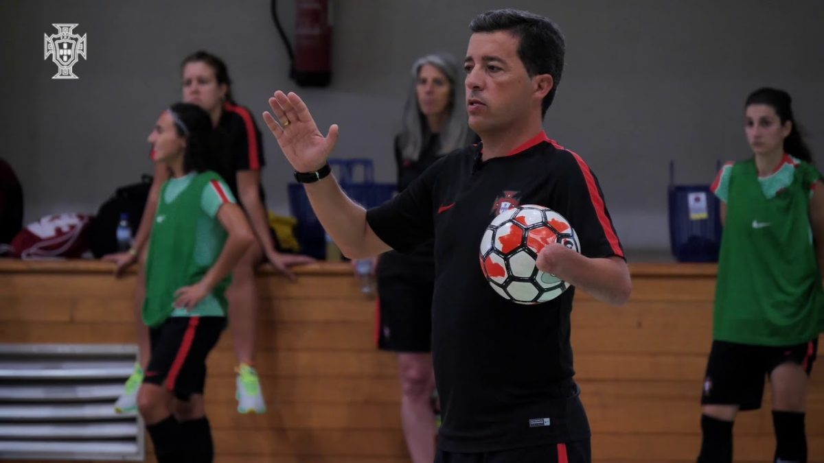 Photo of Luís Conceição says Portugal are favorites to win European futsal