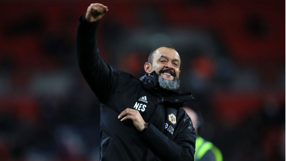 Photo of Nuno Espírito Santo candidate for coach of the month of the Premier League