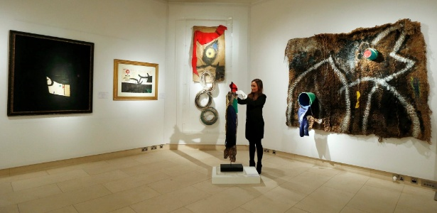 Photo of Directorate-General for Heritage opens classification of 85 works by Miró