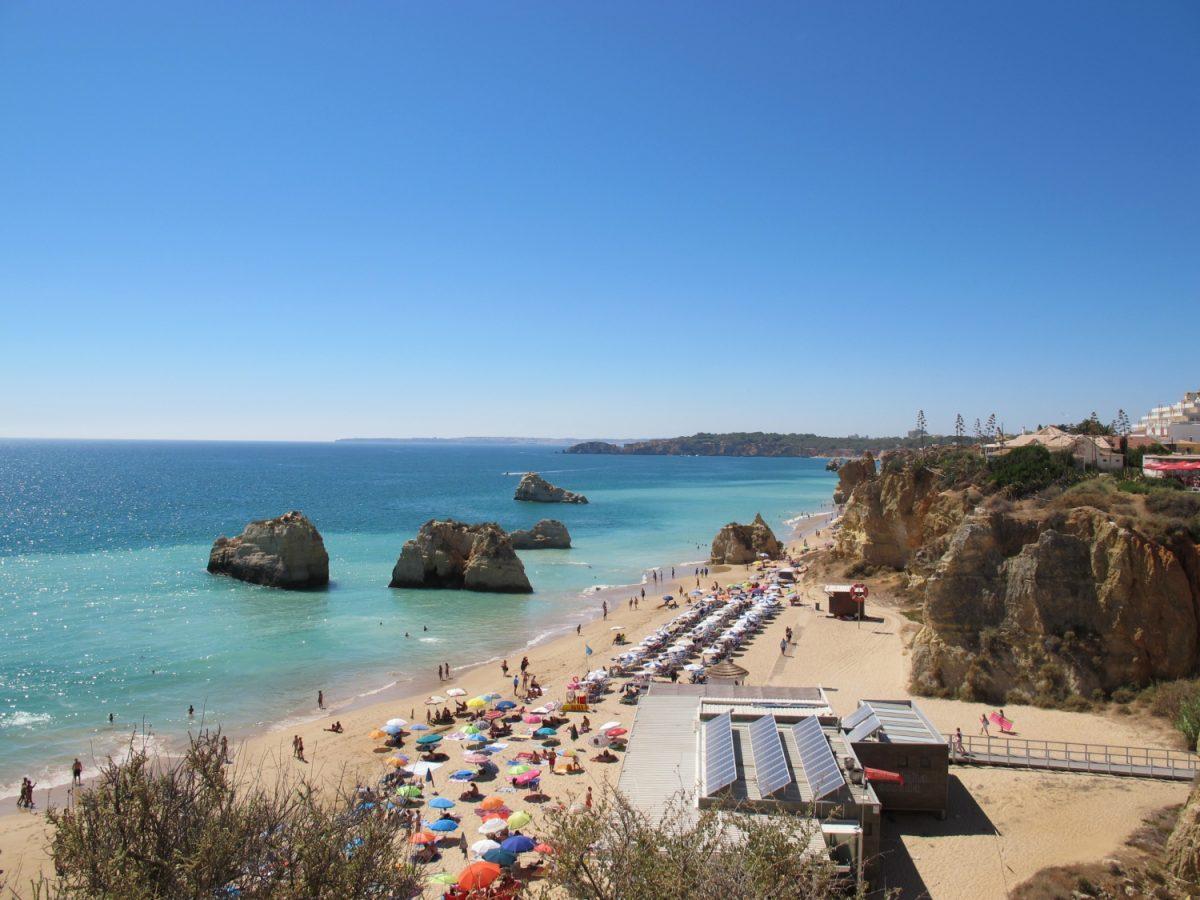 Photo of Praia da Rocha (Portimão): Video