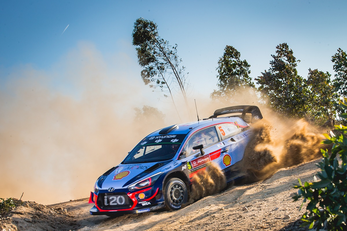 Photo of Rally of Portugal returns to the center zone in 2019