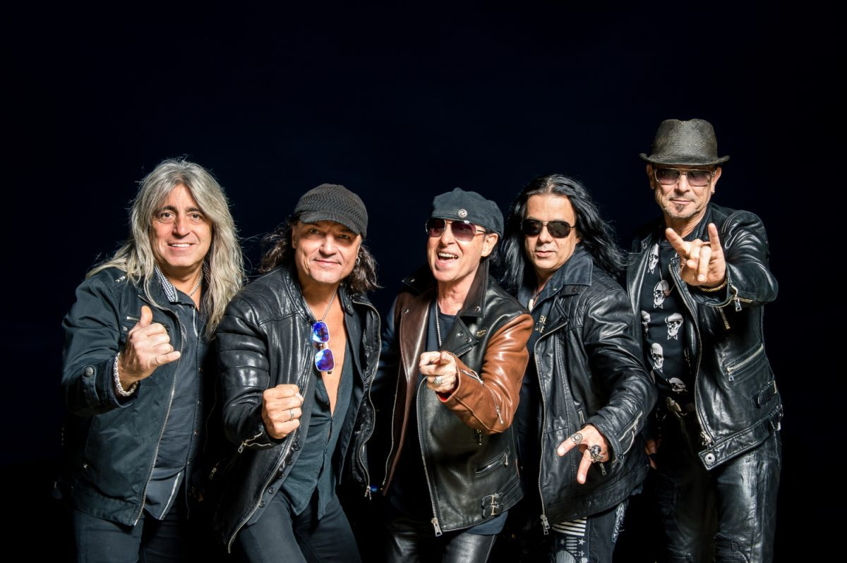 Photo of Scorpions perform in Lisbon on June 26