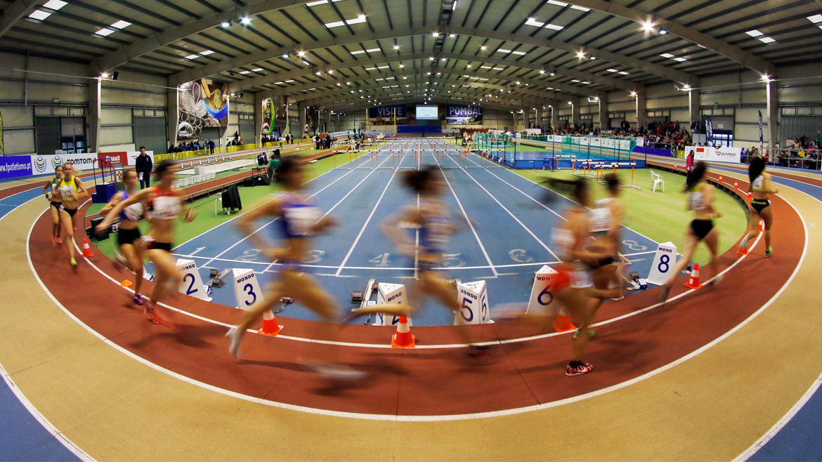 Photo of Benfica and Sporting revalidate indoor track and field titles
