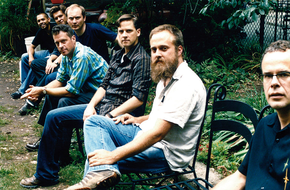 Photo of Calexico and Iron and Wine go up on Super Bock Super Rock stage together