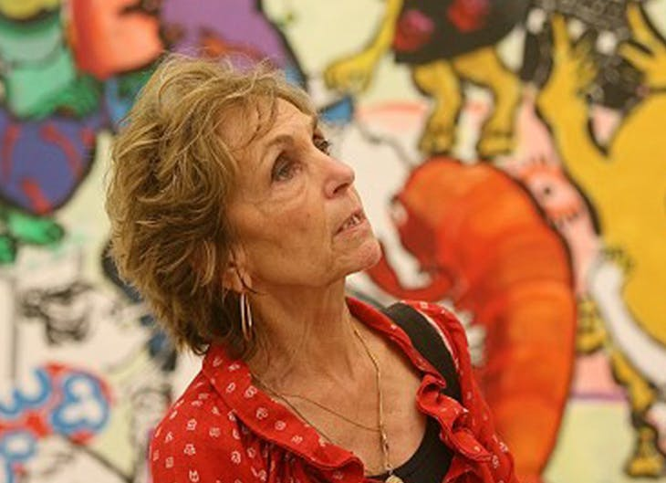 Photo of Paula Rego exhibits for the first time in Vila Nova de Gaia