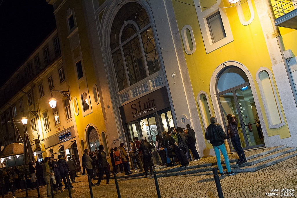 Photo of São Luiz Theater hosts Jazz Festival Lisbon from March 27th to 31st