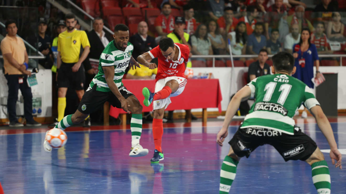 Photo of Sporting strikes Benfica, avenge 1st round defeat and shorten distances