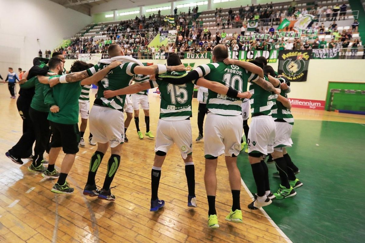 Photo of Sporting in Champions League playoff after victory over IK Saveho