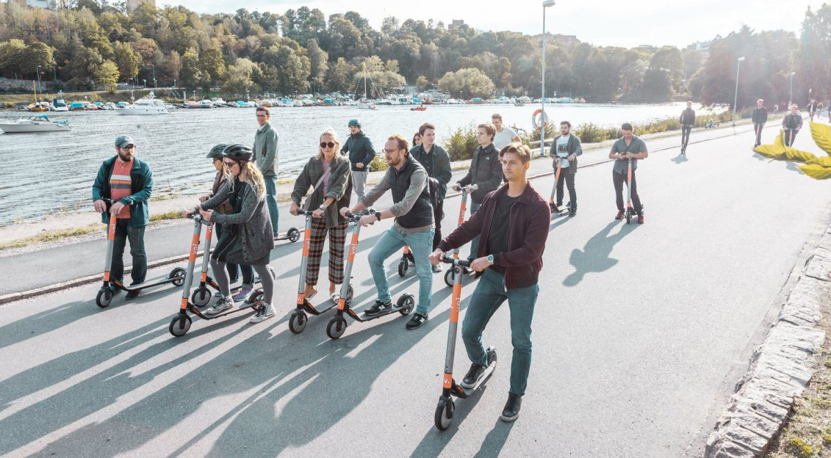 Photo of Electric scooters accelerate to the Algarve. VOI arrives today at Faro