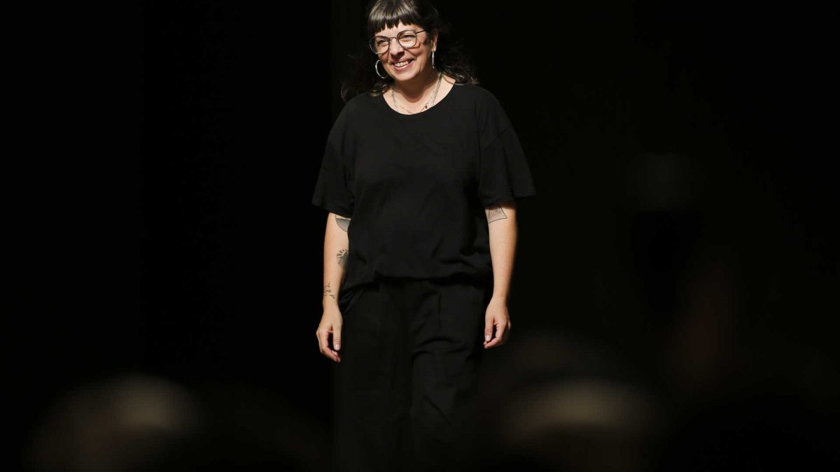 Photo of Alexandra Moura presents today collection at Milan Fashion Week