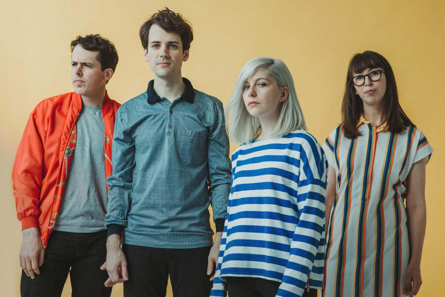 Photo of Alvvays confirmed on Vodafone Paredes de Coura