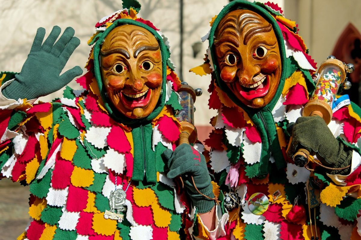 Photo of Six days of carnival in the region of Lisbon 🗓 🗺