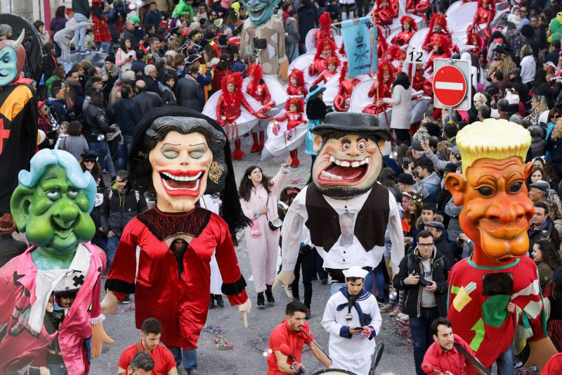 Photo of Carnival of Torres Vedras reached half a million visitors this year