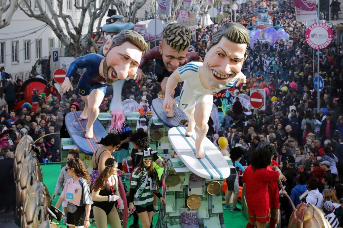 Photo of Carnaval of Torres Vedras waiting for 400 thousand visitors