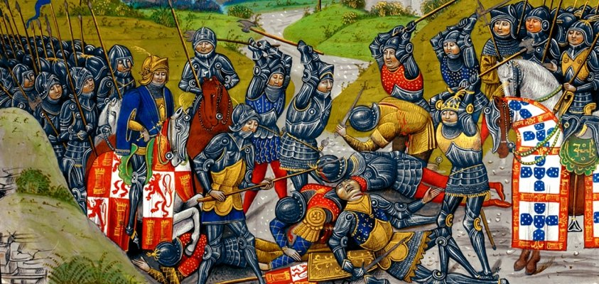 Photo of 16 FEV. to 9 MAR. | The Great Conflicts of History – From the Middle Ages to the Twentieth Century