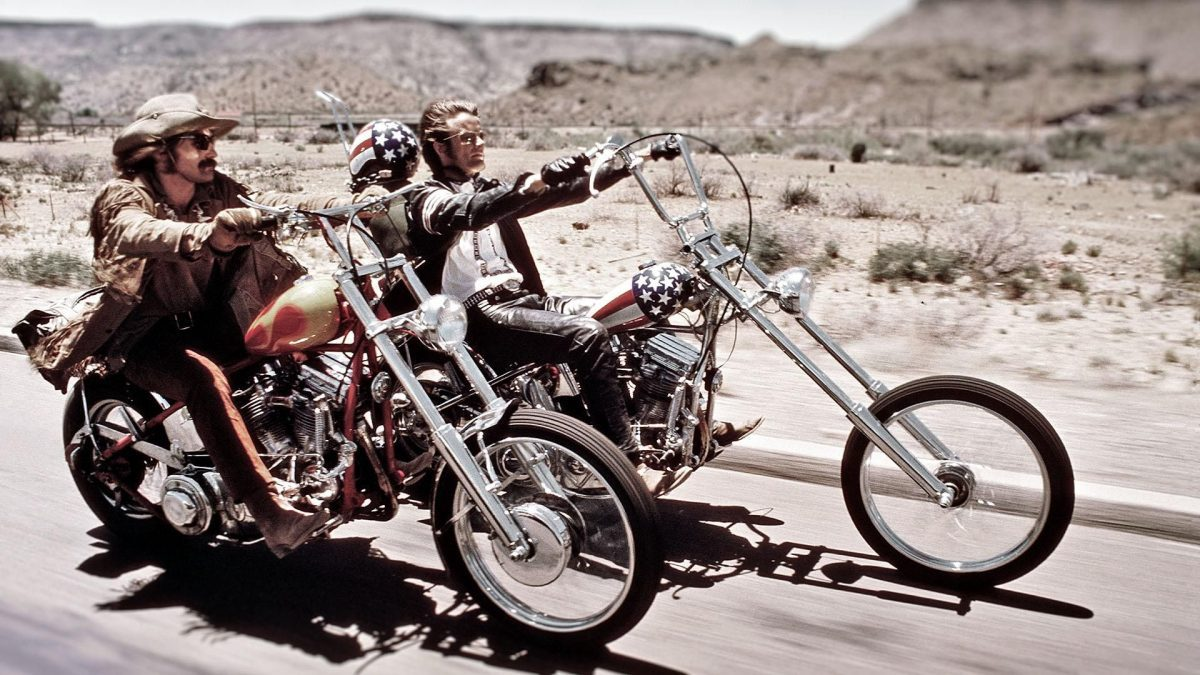 Photo of Fantasporto exhibits Easy Rider today at the start of the 39th edition of the festival