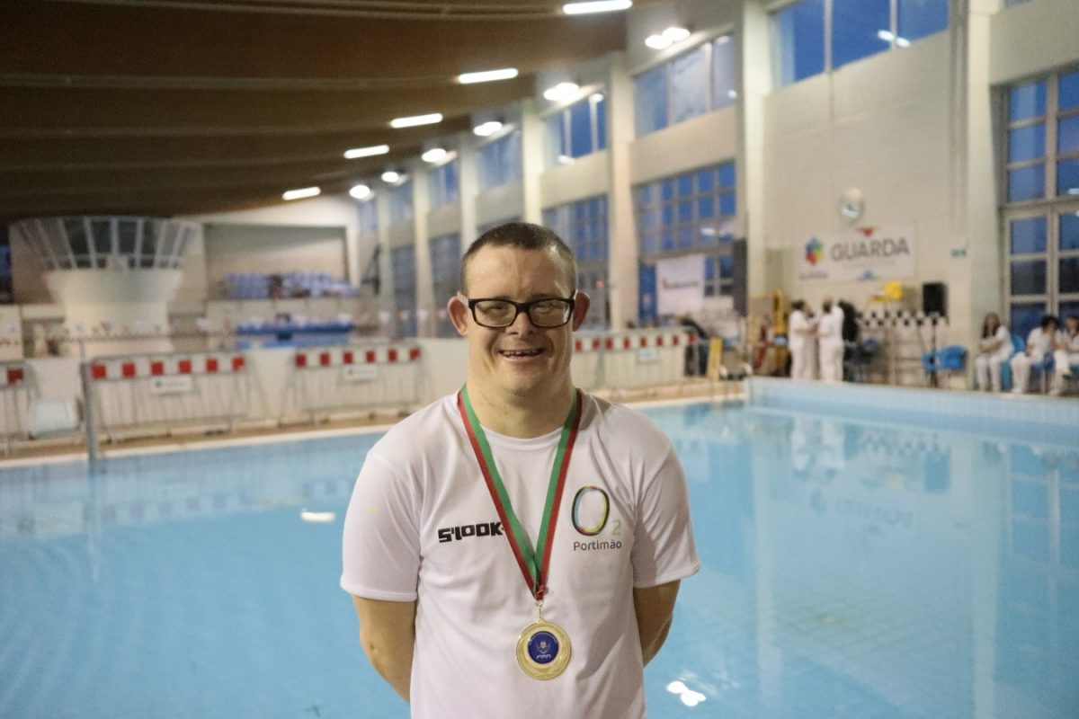 Photo of Filipe Santos sets world record for adapted swimming