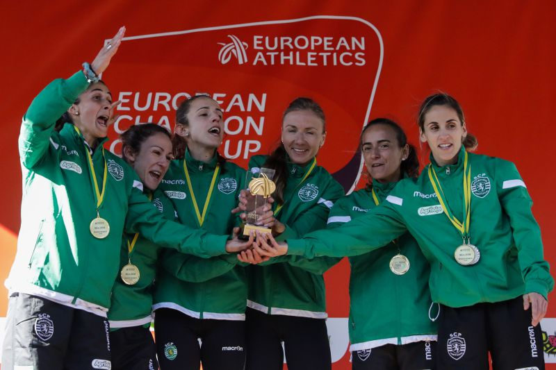 Photo of Sporting revalidates European women's title