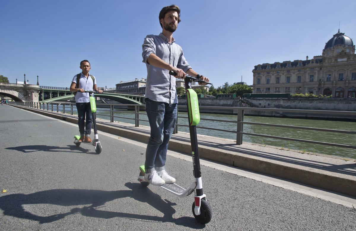 Photo of Electric scooters arrive in March in the city of Coimbra