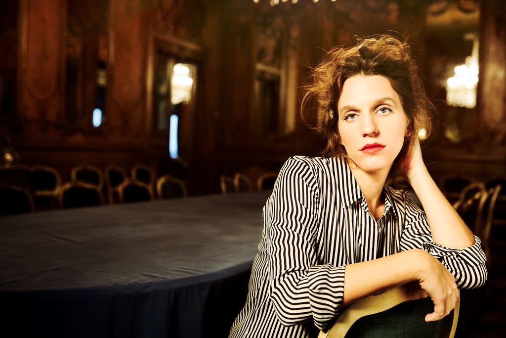 Photo of Luísa Sobral starts Iberian tour to present the CD 'Rosa'