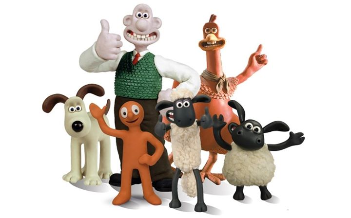 Photo of 14 FEV | Inauguration of the exhibition 'The Magic of Aardman Studios'