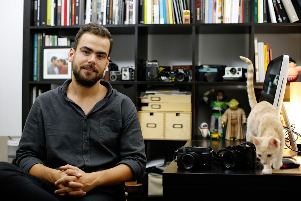Photo of Photojournalist Mário Cruz named in environment at World Press Photo