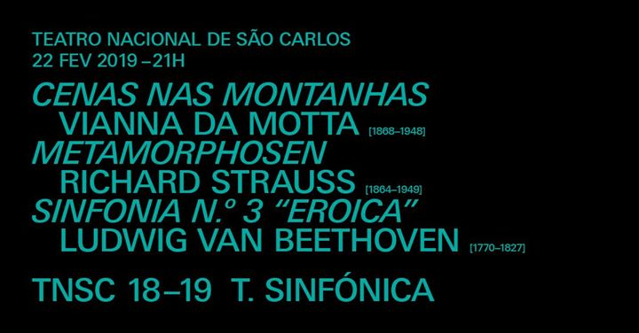 Photo of FEB 22. | Portuguese Symphonic Orchestra and Mº Pedro Neves