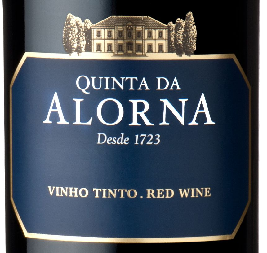 Photo of Quinta da Alorna Tinto 2016 – A proposal of election for every day