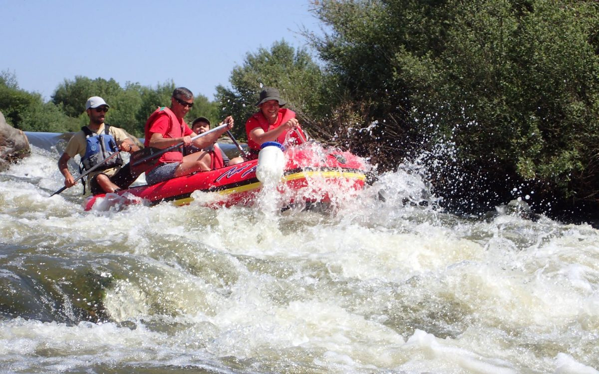Photo of 17 FEV. | Rafting in the Guadiana