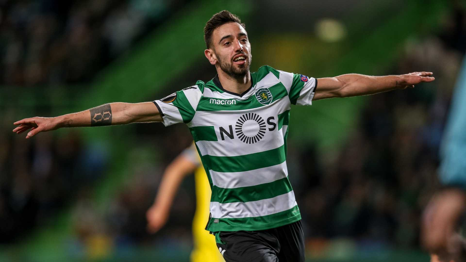 Photo of Bruno Fernandes in the team of the week of FIFA
