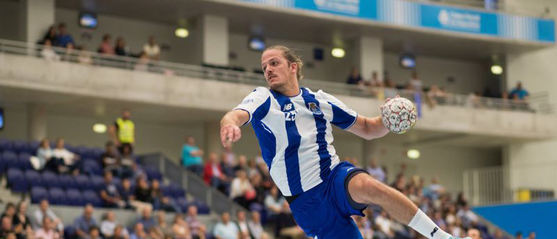 Photo of FC Porto opponent on EHF Cup 'quarters'