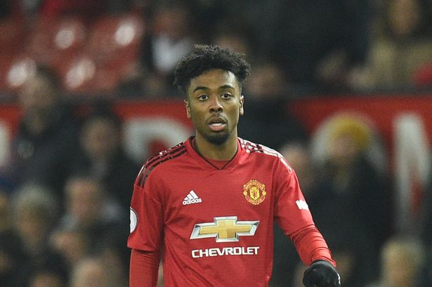 Photo of Angel Gomes is the big news in Man's United squad.