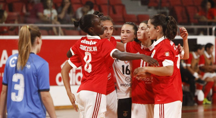 Photo of Benfica wins Women's Cup of Portugal for the fifth time