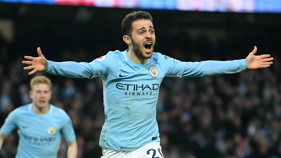Photo of Manchester City wins and jumps into the lead with Bernardo Silva goal