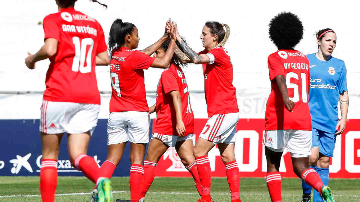 Photo of Braga wins Benfica in the Women's Cup of Portugal and puts themselves at an advantage