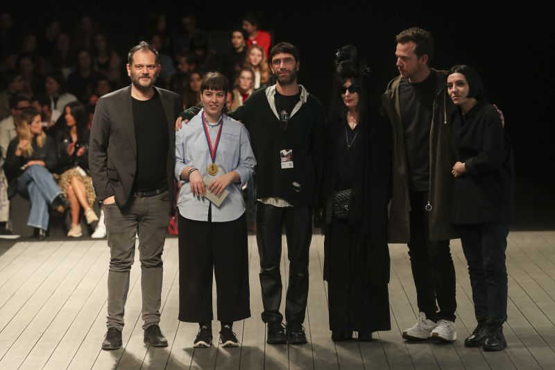Photo of Carolina Raquel and Federico Protto won the New Blood contest
